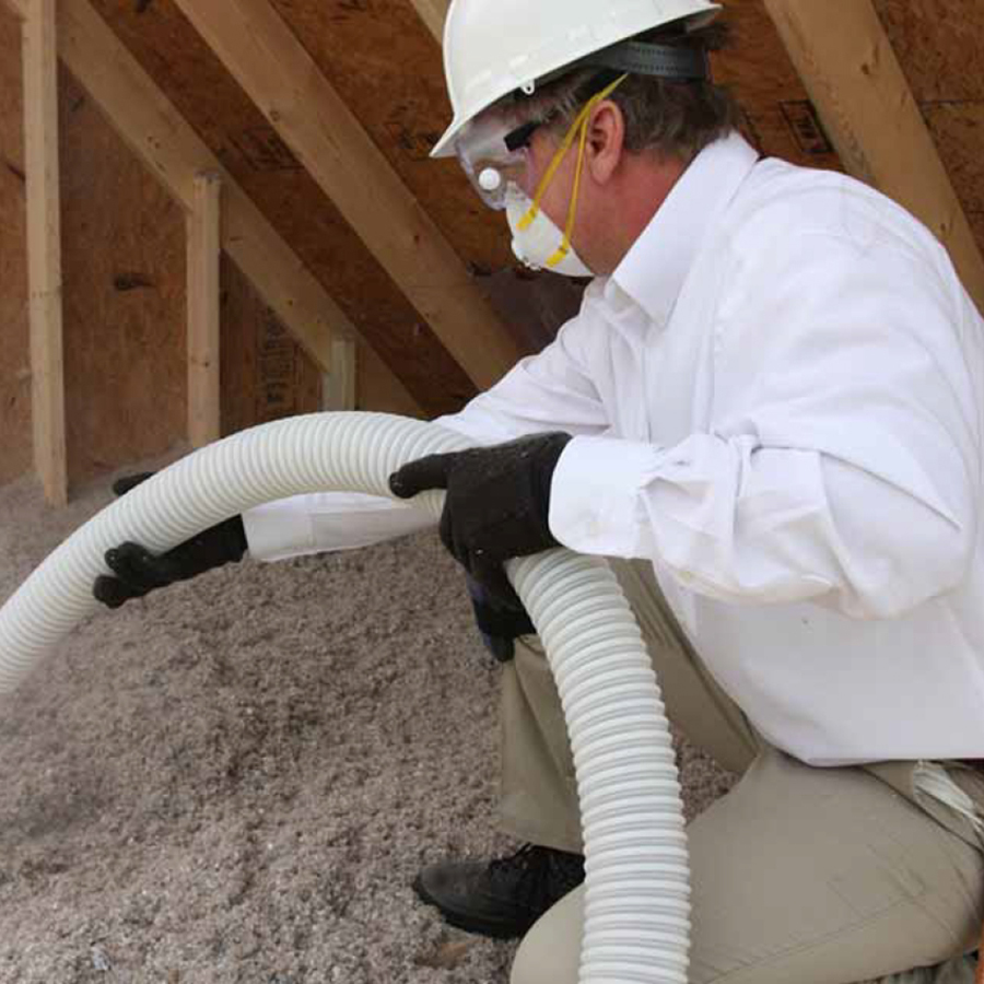 Attic Storage and Dust—Installing TAP®