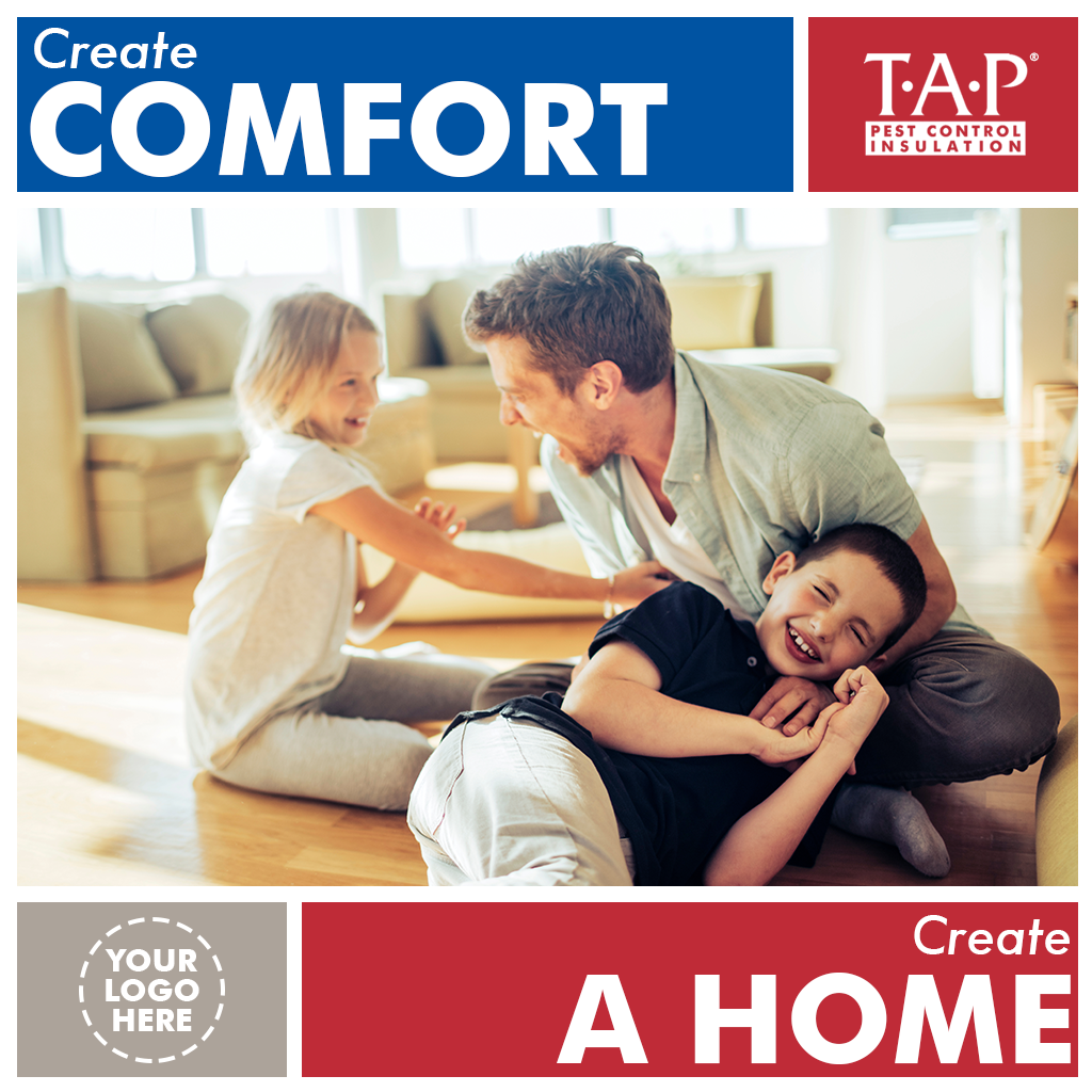 Social Media - Create Comfort. Create a Home. v2