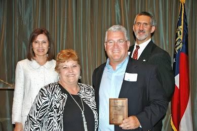 Georgia Economic Development Association Small Business Rock Star Honorable Mention - Bill Turk 101713