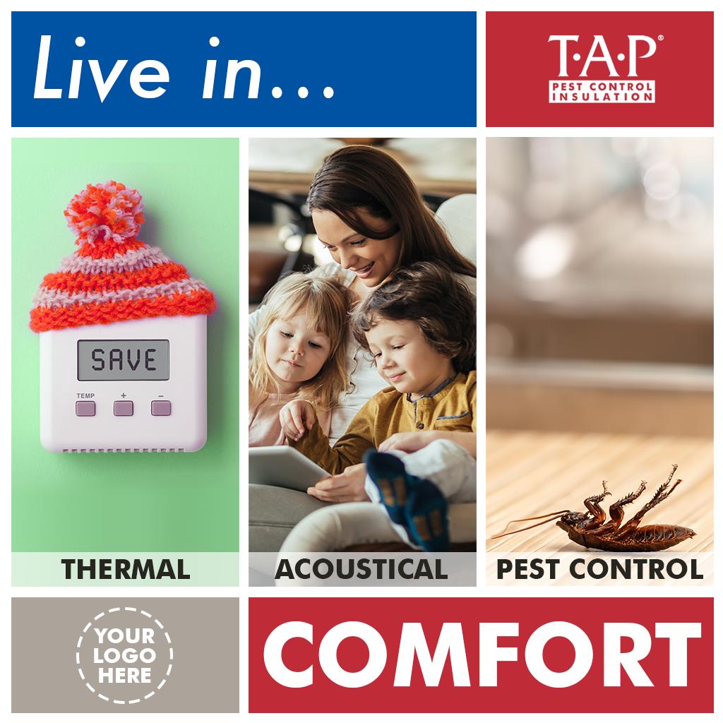 Social Media - Live in Comfort v2