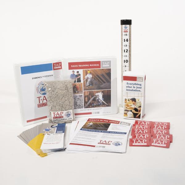 TAP® Sales Kit – Basic