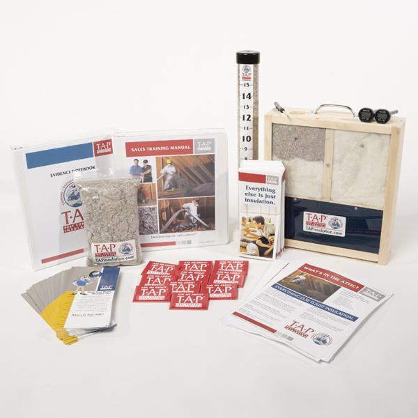 TAP® Sales Kit – Enhanced