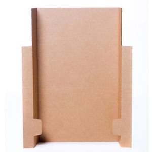 Cardboard Baffle