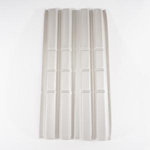 Styrofoam Baffle