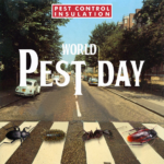 World Pest Day - The Beatles - June 6