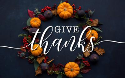 Grateful Blessing Wreath