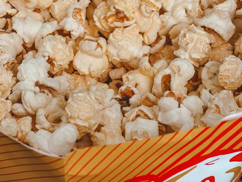 Trivia: Movie Popcorn