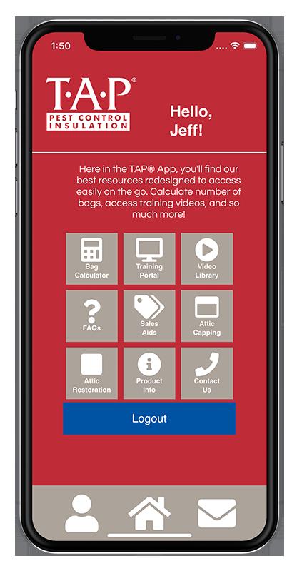 TAP® App