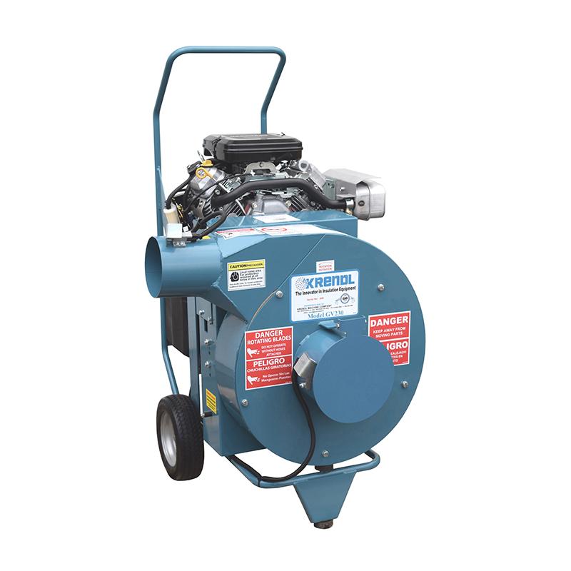 GV230XL Batted Fiberglass Vacuum