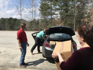 PCI Assists NGMC with Donation